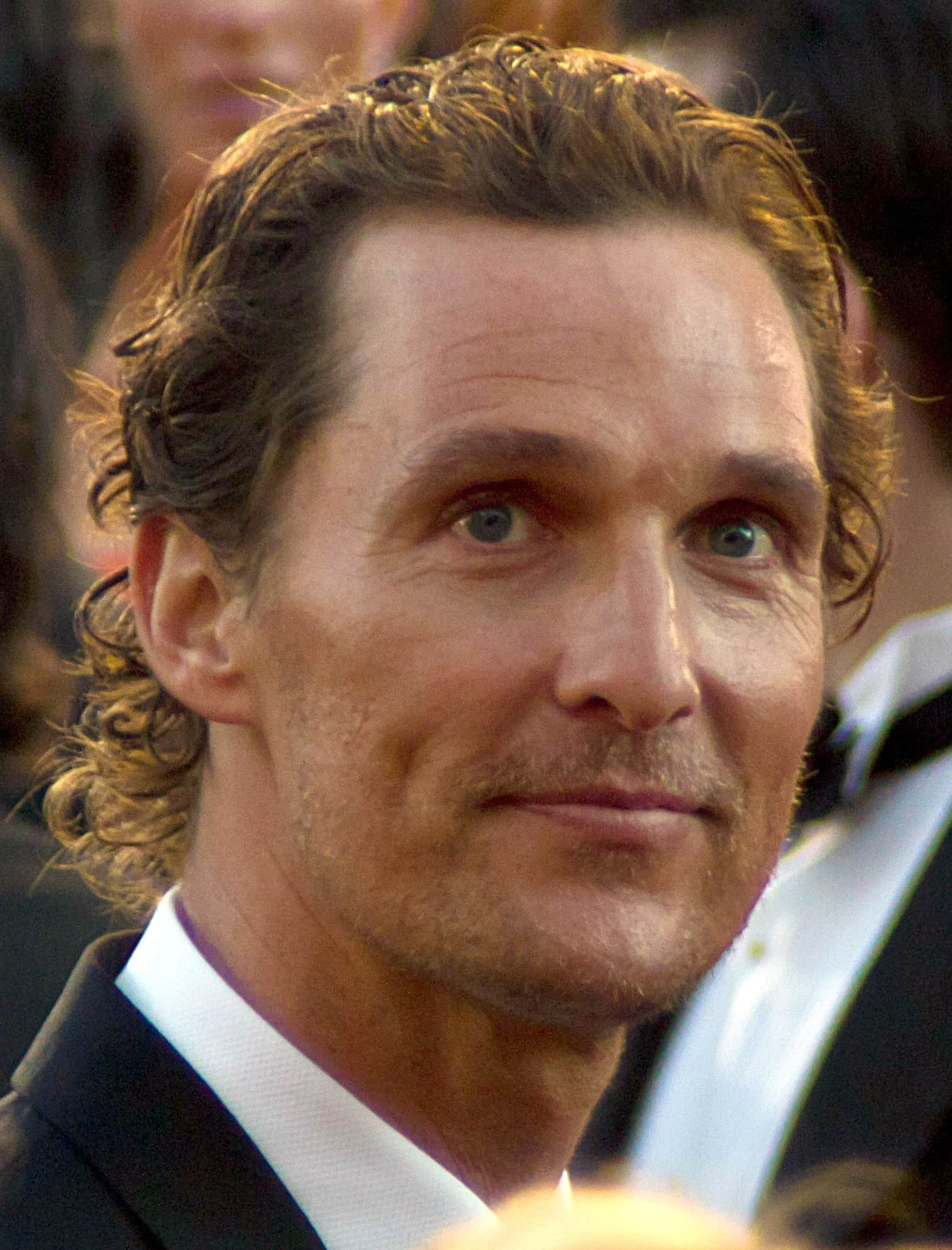 Photograph by David Torcivia of Actor Matthew McConaughey at the 83rd Academy Awards in 2011